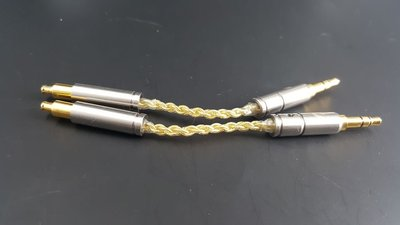 「Cecile音樂坊」待預訂~各式插針轉插頭 轉接線 訂做 手工製作,長度需求可客製