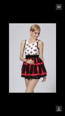 娃娃23L花色洋裝特價980元含運費