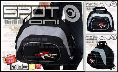 Spot ON -☼騎士部品零利率 SPEEDPROBIKER G09 G-XZ-009 安全帽袋☆銷售第一!油箱魚骨貼