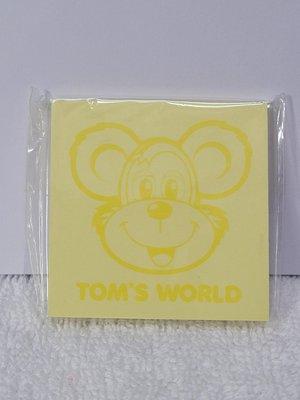 湯姆熊便利貼