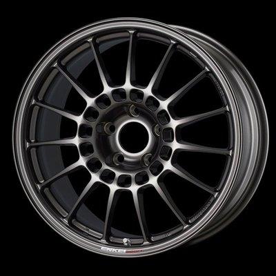 日本 Enkei 鋁圈 Sport RC-T5 灰銀 17吋 18吋 100 114 四孔 五孔