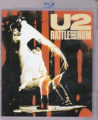 高清藍光碟 U2 Rattle and Hum U2神采飛揚演唱會 25G
