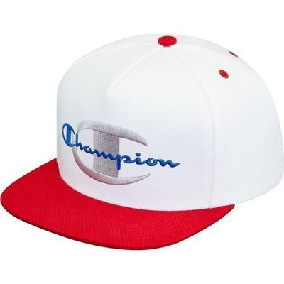 (TORRENT) 2015 SS春夏聯名 Supreme Champion Back Arc 5-Panel 字體 刺繡