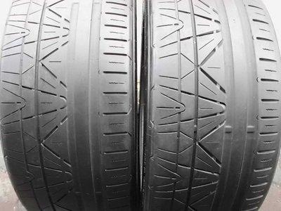 ◎至品化成店◎優質中古跑胎~255/45/18 日東 INVO NT-830~含安裝.平衡