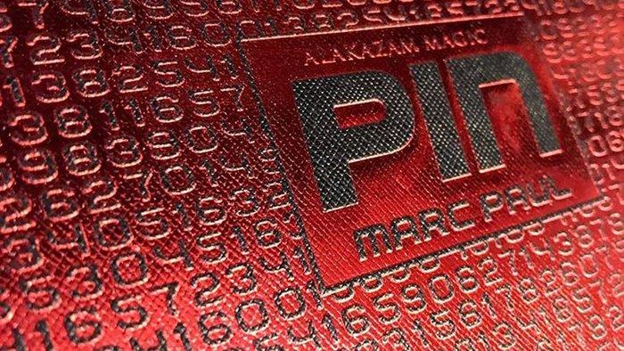 [魔術魂道具Shop]Pin碼~~Pin by Marc Paul