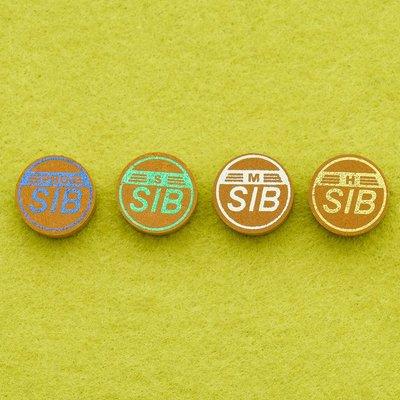 美國進口 SIB 撞球桿 皮頭 (PRO/S/M/H)