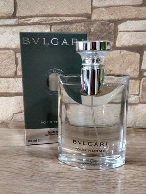 BVLGARI Pour Homme 寶格麗經典大吉嶺茶 香水1ml噴式試香