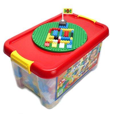 佳佳玩具 ------ 台灣製 OK積木 我高積木 1000PCS 桶裝 益智積木 積木【4032528】