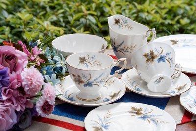 【旭鑫骨瓷】Paragon pastorale 田園曲系列 英國瓷器 骨瓷杯組 (C.41)