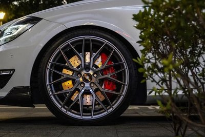 國豐動力 VORSTEINER VFF107 BMW G20 G30 G01 G11 原廠鋁圈 旋壓輕量 中古美品 20吋 ET35 9J ET30 10J