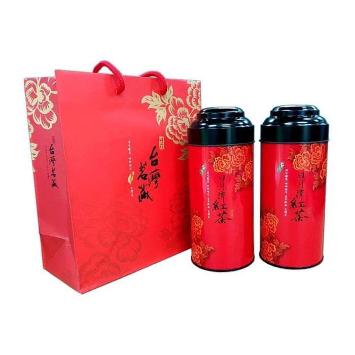 【新造茗茶】日月潭原生種山茶(100g*2罐)