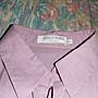 ~二手衣出清~ SINGLE NOBLE獨身貴族粉紅色條紋七分袖襯衫〔秋冬季〕xl (女)