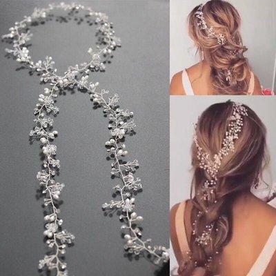 海洋新娘秘書飾品 設計款手工頭飾