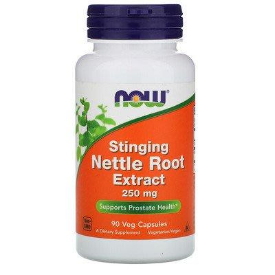 【町目家小鋪】保證正品現貨Now Foods stinging Nettle root  250mg90粒
