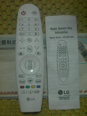 全新 LG 樂金 4K液晶電視UK6300~7700原廠遙控器 AN-MR18BA 支援 AN-MR600 MR650A
