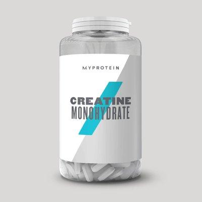 💪 一水肌酸片【現貨◎免運】MYPROTEIN Creatine Monohydrate Tablets [250片]
