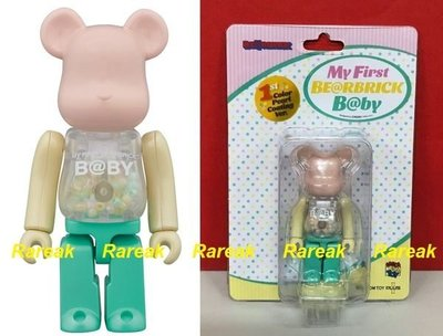 Medicom Bearbrick My First Baby Meets 千秋 100% Color Pearl Coating B@by Be@rbrick