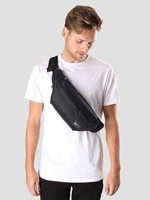 【CD精選】NIKE HOOD WAISTPACK 運動 腰包 斜背包 後背包 側背包 黑白 BA4272-067