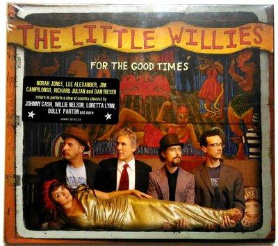 全新未拆 諾拉瓊絲與小弟弟樂團 Norah Jones & The Little Willies /好時光 / 美版