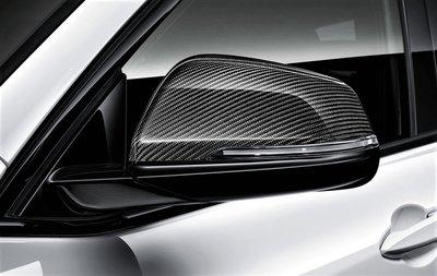 【歐德精品】原廠BMW X2 F39 M PERFORMANCE Parts Carbon碳纖維後視鏡蓋