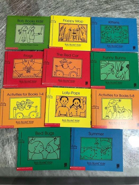 [嬰幼兒早期教育]-小pen外文童書~10本小書+導讀頁