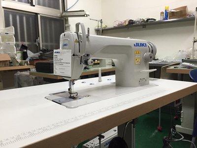 全新 JUKI DDL-8700 白色桌板 工業用 縫紉機 普通 平車 針車 ISM 無聲馬達 配贈 LED燈 車燈