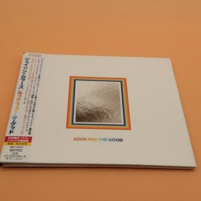 全新CD 日 杰森·瑪耶茲 Jason Mraz Look For The Good 專輯CD