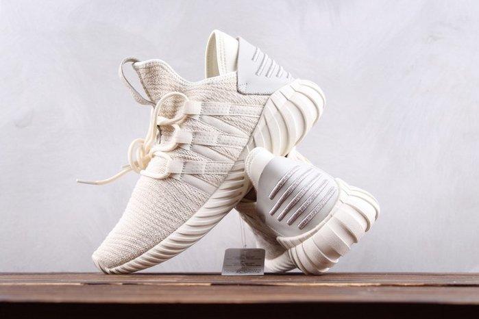 Adidas Origina Tubular Dawn 小椰子 米白 慢跑休閒鞋 男女鞋CQ2508
