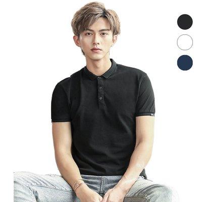 CPMAX 韓系POLO衫 POLO服 有領POLO衫 翻領POLO 有領T恤 純色T恤 POLO 男POLO T102
