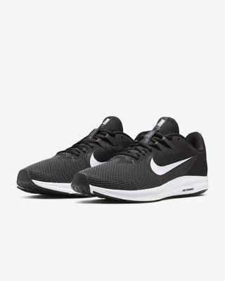 Nike Downshifter 9 男款運動慢跑鞋 黑色 AQ7481002