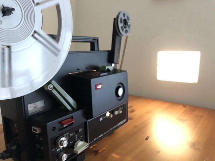 1970s super 8mm 有聲放映機 ELMO ST-800