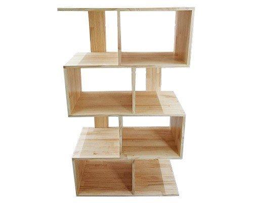 【森林原木手工家具】原木造型擺飾櫃