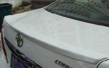 【車王小舖】豐田 Toyota ALTIS壓尾翼 ALTIS原廠款尾翼 ALTIS鴨尾翼 含烤漆