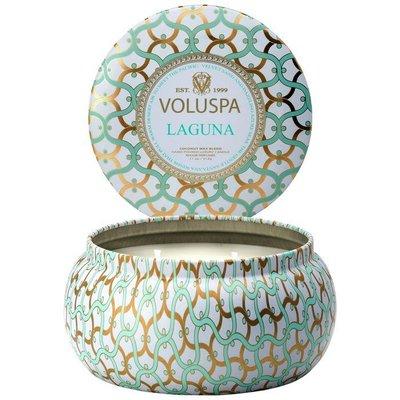Voluspa 美國 香氛精油蠟燭 拉古納 Laguna 11 oz 鐵罐 全新 雙芯 現貨