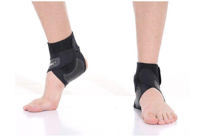 附發票 現貨 AOLIKES 超輕薄加壓運動護踝