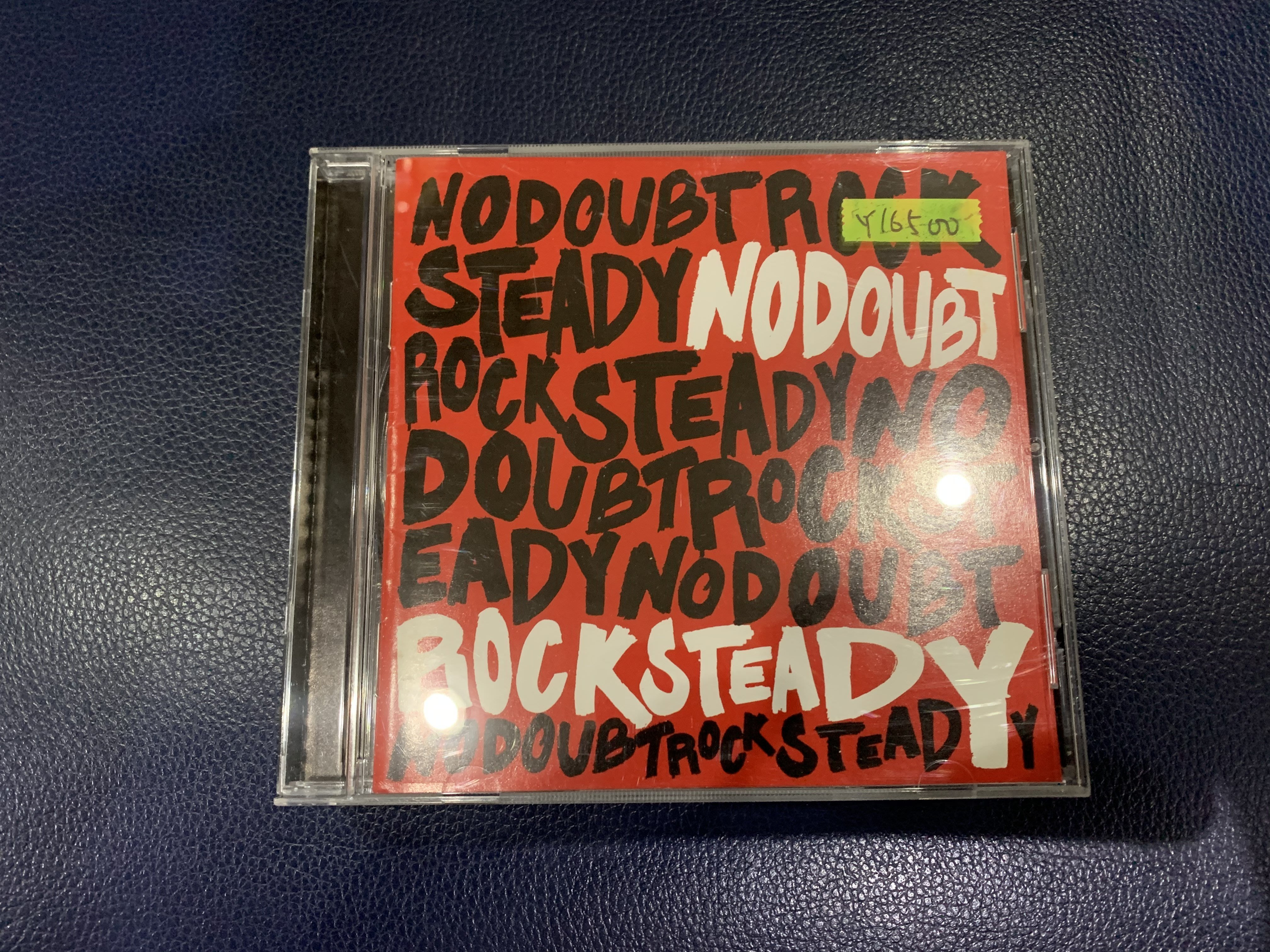 *還有唱片行*NO DOUBT / ROCK STEADY 二手 Y16500
