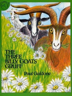 *小貝比的家*THE THREE BILLY GOATS GRUFF/BB/大書