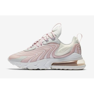 Nike Air Max 270 React ENG Barely Rose CK2595-001 粉色 休閒鞋