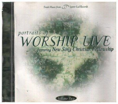 新尚唱片/ WORSHIP LIVE 二手品-1986