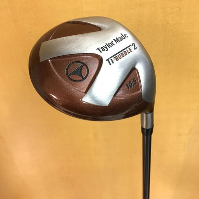TaylorMade Ti Bubble 2 Driver