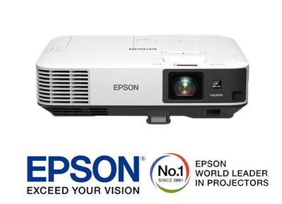 高傳真音響【EPSON EB-2250U】WUXGA高解析投影機 教學/婚禮/活動/會議【5000流明】