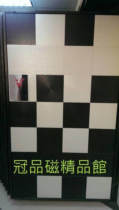 ◎冠品磁磚精品館◎進口精品 禪風黑白磚-(共三款)-30X30 CM
