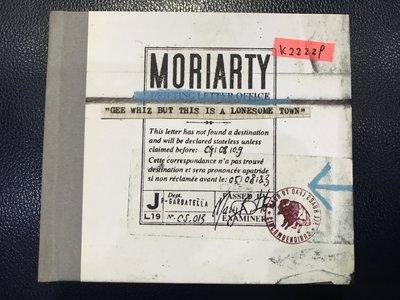 *真音樂*MORIARTY / GEE WHIZ BUT 2CD 二手 K22229