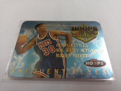 1997-98 Hoops Frequent Flyer Kerry Kittles