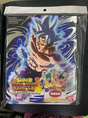 中興精品 七龍珠 超級英雄收集冊 (附贈2張卡片&id卡一枚機台可以感應 )$499