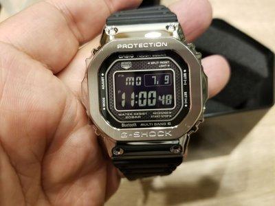 清貨,最後一隻日本版卡西歐35週年gmw-b b5000膠帶錶(不議價)