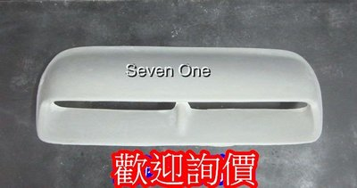 ☆ SEVEN ONE ☆ IMPREZA  GC8 GF8 原廠型 引擎蓋 進氣孔