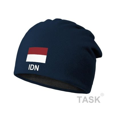 TASK 印尼Indonesia包頭騎行防風睡帽加絨堆堆帽子男女圍脖頭巾冬