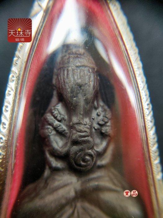 泰國佛牌 Archan Kuen Pan鐵皮神探 阿贊坤潘 必打佛祖2541 避官非、避小人、招正偏財、阻擋不利的事物