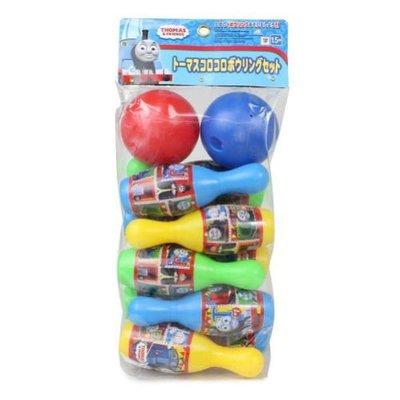 湯瑪士小火車 THOMAS 保齡球玩具 協調訓練 感官練習 幼兒發展 012736